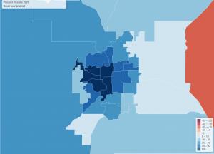 2021 Precinct Results BLPS1