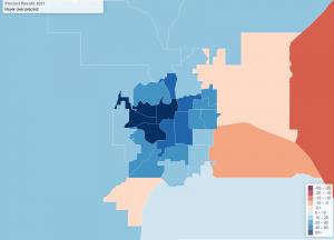 2021 Precinct Results BLPS2